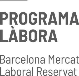 Programa Labora. Barcelona Mercat laboral Reservat.