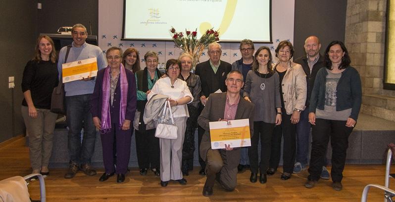Premis Acció Social Mercè Bañeras i Maria Figueras